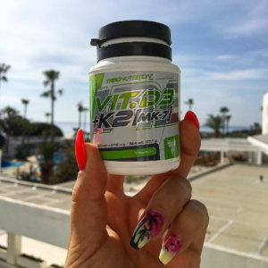 Witamina D3 K2 Trec Nutrition